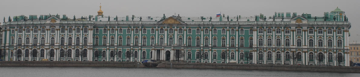 Hermitage in Petersburg